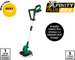 Xfinity Plus 20V Cordless Lawn Mower and Line Trimmer Kit $199 @ ALDI