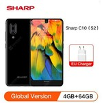 "SHARP Aquos S2 (C10) Mobile 4GB+64GB, 5.5"", Dual-SIM, B28*, NFC, Android 8.0, USD $100 (~AUD $144) Shipped @ GearBest"