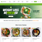 9 Meals for $59.00 (Normally $89.55) or 12 for $67.45 Delivered (Normally $98.00) @ Youfoodz