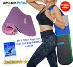 3 in 1 Offer: Non-Slip Yoga Mat + Yoga Tote Bag + 'Absolute Yoga' e-Book $49 Delivered @ JoynWell via Amazon AU