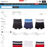 CK Men's Underwear 3pk $39.95 + $10.99 Delivery @ OzSale