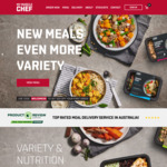 $20 off @ My Muscle Chef
