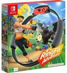 [Switch] Nintendo Ring Fit Adventure $124 @ Harvey Norman