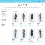2 Dresses for $15 Plus Shipping @ W Lane
