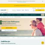 Up to $4,000 Cash Bonus (Minimum Home Loan $250,000) on Refinance + 0.18% Bundle Rebate @ Suncorp