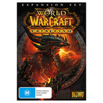 World of Warcraft Cataclysm PC Game $28 with Free Shipping from Big W