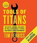 [Audiobook] Free: Tools of Titans by Tim Ferriss (Normally $62.63) @ Audible (Members)