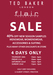 Ted Baker & Flair Industries Warehouse Sale (Preston, Vic)