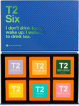 T2 Pick Your Six - 'wake Up' 6pk Father's Day Set $50 Delivered @ T2