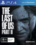 [PS4] The Last of Us Part II $55 Delivered @ Amazon AU