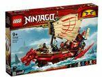 LEGO 71705 Ninjago Destiny's Bounty $149 ($126.65 after AmEx Cashback) + Delivery @ Toys R Us