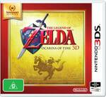 [3DS] The Legend of Zelda: Ocarina of Time 3D $15 + Delivery ($0 C&C) @ Big W