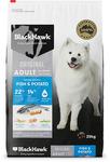 Black Hawk Fish and Potato 20kg $99.99 @ Pet Circle