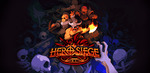 [Android] Hero Siege $2.69 (was $13.99)/DISTRAINT 2 $4.49 (was $10.99)/Peace, Death! $1.49/Codex of Victory $0.99 - Google Play