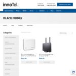 Netcomm NL1901ACV Dual Band AC1600 4G LTE Hybrid Gateway Router with VoIP $210 Delivered @ innoTel