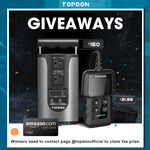 Win Amazon Gift Card, Power Station and Obd2 Scanner Worth $300 from TOPDON