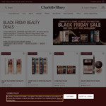Black Friday Sale: Free Pillow Talk Luxury Palette of Pops with All Orders over $180 @ Charlotte Tilbury