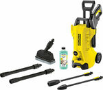 Kärcher K3 Full Control Pressure Washer with Deck Kit 1950 PSI Max $249.99 + $9.99 Delivery or Free Collect @ Supercheap Auto