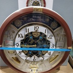 Seiko Melody in Motion QXM378-B Wall Clock for $199.99 (In-Store Only) @ Costco (Membership Required)