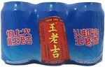 [Back Order] Wang Lao Ji Canned Herbal Tea 310ml (Pack of 6) $5.40 + Delivery ($0 with Prime/ $39 Spend) @ Amazon AU