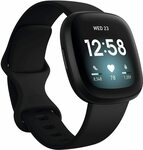 Fitbit Versa 3 $273.33 Delivered @ Amazon AU