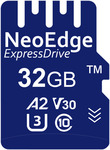 2x NeoEdge MicroSD Memory Cards 32GB A2, U3, V30, UHS-I, C10, 99MB/s $20.20 @ NeoEdge