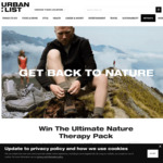 Win a Merrell Explore Outdoor Prize Pack & $500 Unyoked Voucher from The Urban List