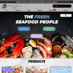 [VIC] Sashimi Grade Salmon $33/kg, Saku Yellowfin Tuna $39/kg, Hiramasa Kingfish Fillet FRZ $35/Fillet @ Melb Seafood Market