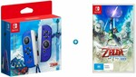 [Preorder] The Legend of Zelda Skyward Sword HD + Joy-Con Controllers Bundle $164 + Delivery @ Harvey Norman