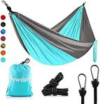 Newdora Camping Hammock $15.59 + Delivery ($0 with Prime/ $39 Spend) @ Newdora Direct Online via Amazon AU