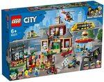 LEGO City Main Square 60271 Building Set $170.59 Delivered @ Amazon AU