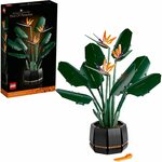 LEGO 10289 Botanical Collection Bird of Paradise, Flowers & Plants Model $135 Delivered @ Amazon AU