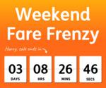 Jetstar: Weekend Frenzy - SYD <> MEL $34, MEL <> Margaret River $99, SYD <> GC $44, GC <> NZ $169 and More (Jul-Dec) @ Jetstar