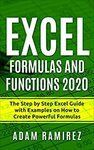 [eBook] Free - Excel Formulas and Functions 2020 (Adam Ramirez), Machine Learning For Absolute Beginners - Amazon AU/US