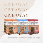 Win 48 Raw Protein Bars (Worth $225) from Amazonia
