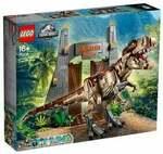 LEGO Jurassic Park: T. rex Rampage 75936 for $199 Delivered @ Target