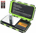 Digital Mini Scale, 200g /0.01g Pocket Scale $19.71 + Delivery ($0 with Prime/ $39 Spend) @ AMIR&ORIA Direct via Amazon AU