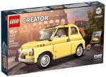 LEGO Creator Expert Fiat 500 10271 $99.99 Delivered @ Myer