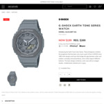 G-Shock GA2110ET-8A Casioak $199 Delivered @ Angus & Coote