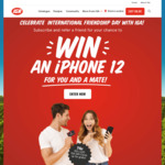 Win Two iPhone 12 Handsets Worth $2,452.72 or 1 of 50 $40 Gift Cards from IGA