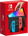 [Pre Order] Nintendo Switch OLED Model (Neon) $524.24 Delivered @ Amazon AU