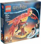 LEGO 76394 Harry Potter Fawkes Dumbledore's Phoenix $55 Delivered @ Amazon AU