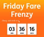 Friday Frenzy: Flights from $39 (Flying Oct to Dec), e.g. Sydney to Ballina Byron @ Jetstar
