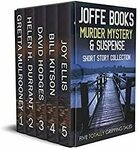 [eBook] Free:Murder Mystery & Suspense Short Story Collection by Joffe Books @ Amazon AU/US