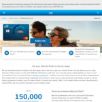 Citi Rewards Card: 80,000 Velocity Points ($3,000 Spend in 90 Days, $99 Fee) + 70,000 Points for 2nd Year ($199 Fee) @ Citibank