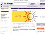 Book Depository 10% off till 13th July 2012 Summer Solstice