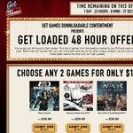 GetLoadedGo 2 Games for $15