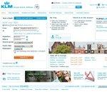 KLM Airlines: Sydney -> Amsterdam Return for Only $1372