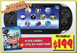 $199 JB Hi-Fi PS Vita with LBP (Wicked Wednesday Deal Extended until Sunday)