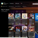Big in Japan PS3/Vita Game Sale! Save up to 50% - Sony Entertainment Network Store